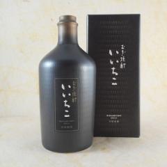 お歳暮 ギフト 麦焼酎 いいちこ 民陶 黒瓶 25° 720ml 大分県 三和酒類株式会社