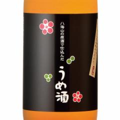 お中元 ギフト 梅酒 八海山 はっかいさん 原酒で仕込んだうめ酒 1800ml 新潟県 八海山 リキュール