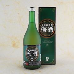 お中元 ギフト 梅酒 末廣 会津高田梅酒 720ml 福島県 末廣酒造