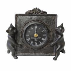 置時計(ねこ) 11085