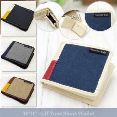 財布 メンズ 二つ折り ギフト プレゼント walt(ウォルト)