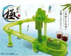 【創業50年セール】【夏特集】日本の夏を楽しもう!流しそうめん器 風流 透明の極み HAC1814 (sb)【送料無料】