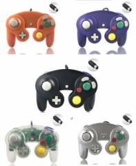 ゲームキューブ コントローラー 互換品 Wii 振動対応【動作保証付】