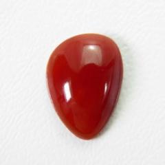 【新品】赤サンゴ(珊瑚) ルース 1.873ct[f89-8]
