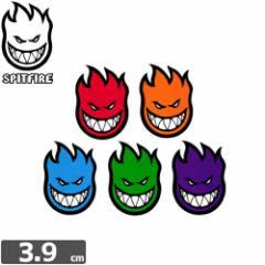 【スピットファイア SPITFIRE スケボー ステッカー】FIREBALL MINI 5色【3.9cm × 2.8cm】NO26