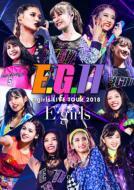 E-girls LIVE TOUR 2018 〜E.G.11〜 初回生産限定盤 (3DVD+CD) 新品未開封