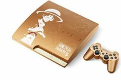 【送料無料】【中古】PS3 PlayStation 3 (320GB) ワンピース 海賊無双 GOLD EDITION (CEJH-10021) 3000B