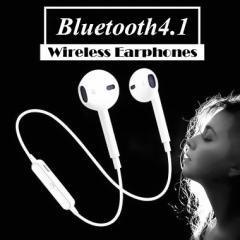 【長期保証】Bluetooth4.1 イヤホン ワイヤレス 通話も可 軽量 iphone ipad ipod Xperia AQUOS Galaxy Nexus スマホ