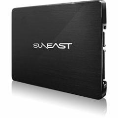 240GB SSD 内蔵型 SUNEAST サンイースト TLC 2.5インチ 7mm厚 SATA3 6Gb/s R:530MB/s W:430MB/s SE800-240GB ◆メ