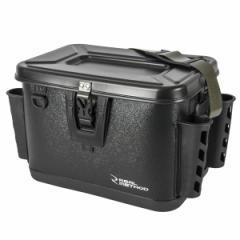 タカミヤ EVAロッドホルダー付 タックルバッグ 36cm ブラック