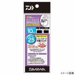 ダイワ D-MAXカワハギ 糸付き25 SS ロング パワースピード 針6.5号-ハリス2.0号【ゆうパケット】