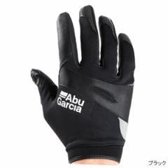 ジギング グローブ M ブラック【ゆうパケット】