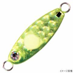 魚子メタル 0.6g チャートスポットグロー【ゆうパケット】