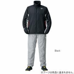 ダイワ ウォームアップスーツ DI-52008 XL Black