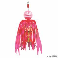 ハヤブサ 堤防タコジグ ラバだま カチカチ ステンレスフック HR221 30号 2(ピンク)