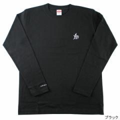 ヤマガブランクス YB オリジナルロングスリーブTシャツ L ブラック【ゆうパケット】