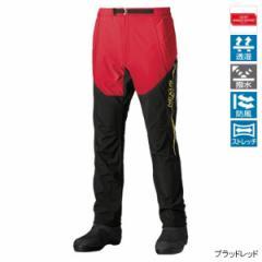 シマノ NEXUS・GORE WINDSTOPPER パンツ LIMITED PRO PA-131R L ブラッドレッド