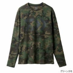 ダイワ ロングスリーブシャツ DE-8207 L グリーンカモ