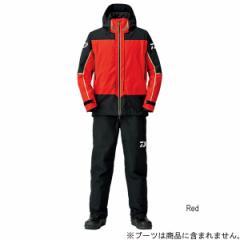 ダイワ ゴアテックス プロダクト コンビアップ ウィンタースーツ DW-1808 XL Red