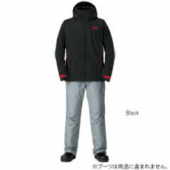 ダイワ レインマックス ウィンタースーツ DW-35008 XL Black