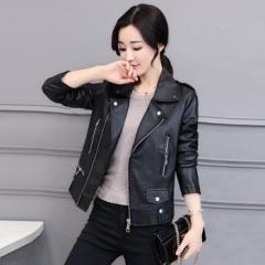 アウター ジャケット ライダースジャケット 女性 レディース レザー 長袖 大きいサイズ サイズ豊富 かっこいい シンプル