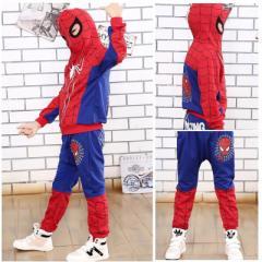ハロウィン スパイダーマン コスプレ コスチューム  イベント キャラクター 衣装  仮装 子供用キッズ  男の子