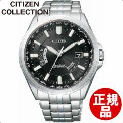 [店頭受取対応商品] シチズン CITIZEN 腕時計 Citizen Collection シチズン コレクション 日本製 Eco-Drive エコ・ドライブ多局電波 針表