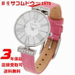 [店頭受取対応商品] [3年保証] フォリフォリ Folli Follie 腕時計 ウォッチ ダイナスティ レディース 腕時計 WF13A014SSW-PI2 ホワイト [