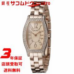 [店頭受取対応商品] [3年保証] フォリフォリ Folli Follie 腕時計 ウォッチ レディースウォッチ WF5R084BPP PINKGOLD ピンクゴールド[並