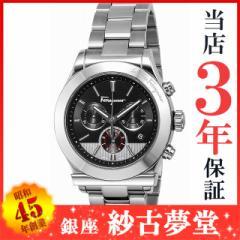 [店頭受取対応商品] [3年保証] サルヴァトーレ フェラガモ Salvatore Ferragamo 腕時計 ウォッチ 1898 Chronograph メンズ FFM080016