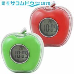 置時計 デジタルクロック IAC-5653-GR IAC-5653-RD [IAC-5653][CREPHA] クレファー
