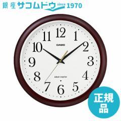 CASIO CLOCK カシオ クロック アナログ電波掛時計 IQ-1109J-5JF