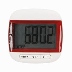 T-SPORTS 振り子式歩数計 レッド TS-P003-RD [メール便 日時指定代引不可][CREPHA] クレファー