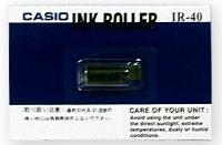 カシオ CASIO レジスター用インクローラー[IR−40]17CR対応品[メール便]
