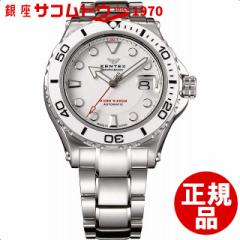 [店頭受取対応商品] [ケンテックス] Kentex ウォッチ 腕時計 マリンマン シーホースII S706M-14 メンズ