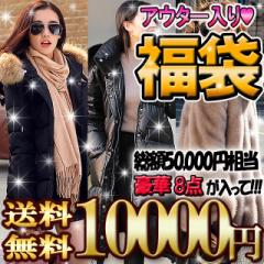 [送料無料][S〜XLサイズ]2019年 新春福袋 レディース 必ずアウターが1点入る!!豪華8点入り 総額50,000円相当 予約販売