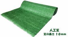 人工芝 10mm 1m×5m 屋外養生 ロール人工芝 ロールタイプ 人工芝生 送料無料