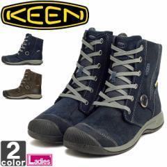 キーン【KEEN】レディース ブーツ レイゼン ジップ ウォータープルーフ 1013763 1013764 1806 シューズ スエー