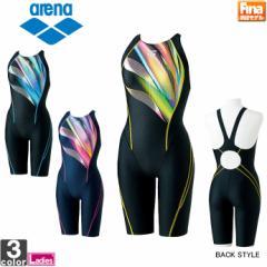 アリーナ【arena】レディース セイフリーバック スパッツ ARN-8062W 1901 水泳 水着 競泳