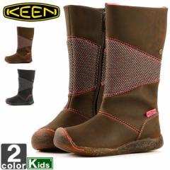 キーン【KEEN】キッズ ジュニア レイチェル ブーツ 1013539 1013540 1806 ロングブーツ サイドジップ