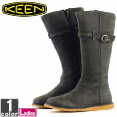 キーン【KEEN】レディース シエラ ブーツ 1009328 1807 ロングブーツ サイドジップ