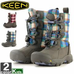 キーン【KEEN】キッズ ジュニア ラブランド ブーツ ウォータープルーフ 1009417 1009418 1807 ロングブ