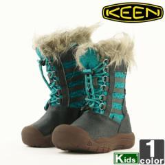 キーン【KEEN】キッズ ジュニア ワパト ウォータープルーフ ブーツ 1011819 1807 シューズ ロングブーツ