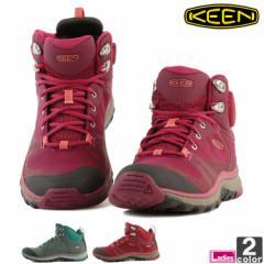 キーン【KEEN】レディース シューズ テラドーラ パルス ミッド ウォータープルーフ  1018019 1018021 1807 靴