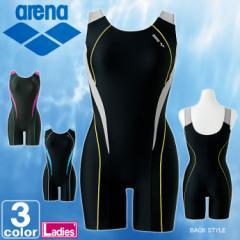アリーナ【arena】レディース オールインワン LAR-8231W 1808 水着 スイミング