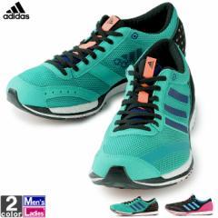 アディダス【adidas】2018年秋冬 メンズ レディース シューズ アディゼロ タクミ セン 3 BB7733 BB7735 1809 サブスリー ひも靴