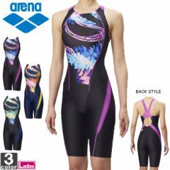 《送料無料》アリーナ【arena】2018年秋冬 レディース セイフリー バックスパッツ FAR-8572W 1812 水着 競泳