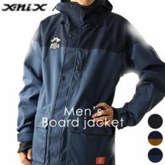エクスニクス【X-niX】メンズ スノーボードジャケット XN572OT04 1811 アウター スノボ