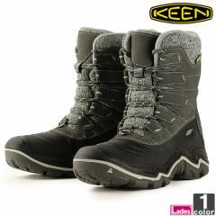 キーン【KEEN】レディース デュランド ブーツ ポーラー シェル ウォータープルーフ 1015444 1811 トレ