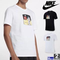 【ゆうパケット対応】ナイキ【NIKE】2018年秋冬 メンズ SB フェイク ランディング Tシャツ AA8082 181